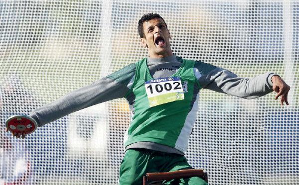 Mondiaux de handisport : Médaille d'or pour Lahouari Bahlaz