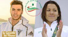 Natation : Sahnoune et Cherouati, une comparution et des interrogations