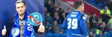 Mercato : Idriss Saadi signe 4 ans à Strasbourg