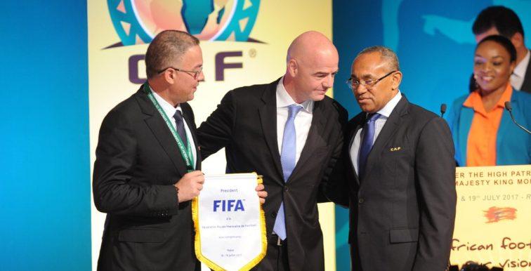 FIFA : 2 millions de dollars pour chaque mondialiste africain