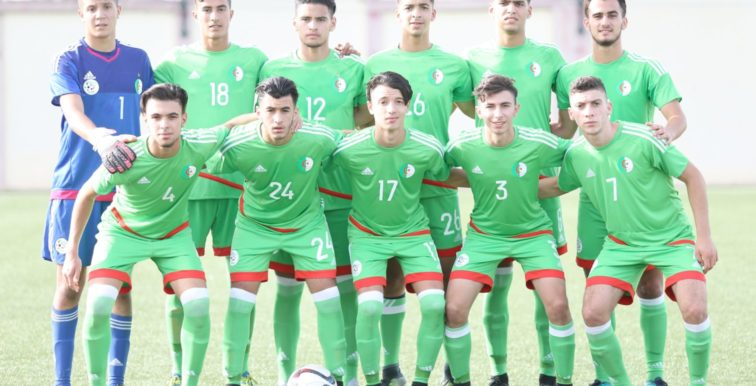 U18 : défaite (1-0) en amical face à la Palestine U23
