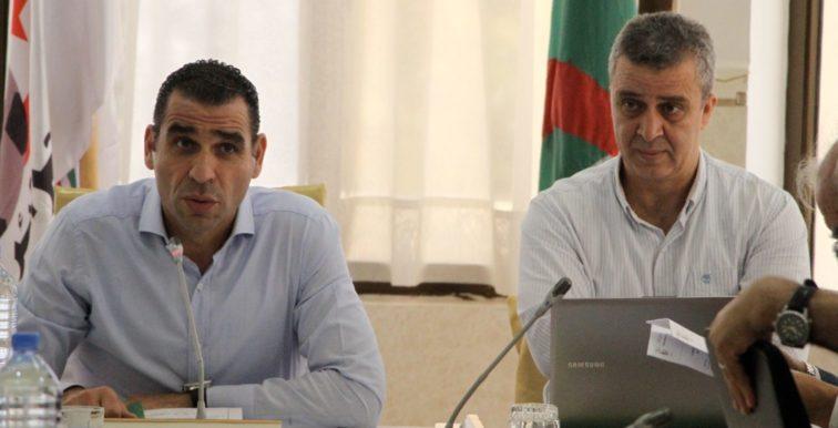 FAF : Zetchi invité par la FIFA en Tanzanie