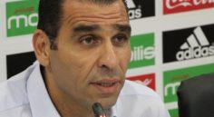 EN : Zetchi confirme Alcaraz et menace 4 ou 5 cadres de mise à l'écart