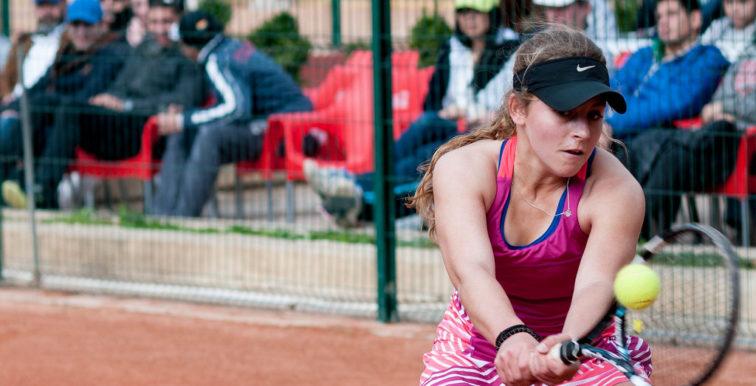Tennis : Lynda Benkaddour gagne 46 places en junior