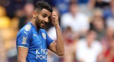 Leicester : le prix de Mahrez revu à la hausse !