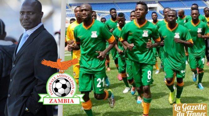Zambie : le sélectionneur dévoile une liste élargie de 31 joueurs dont 7 U20