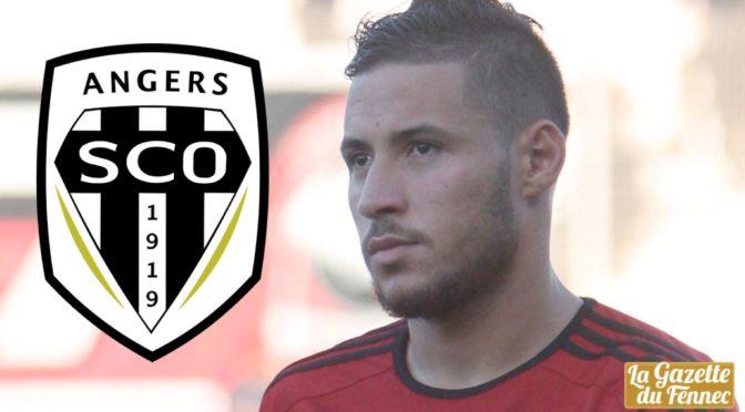 Mercato : Belaïli rejoint le SCO Angers pour 4 ans !
