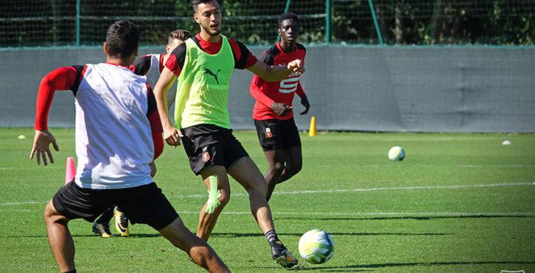 Stade Rennais-Nice : Bensebaini opérationnel, M'Bolhi forfait