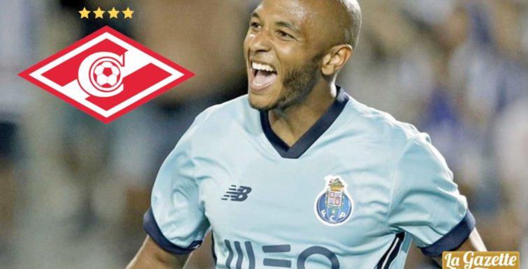 Mercato : le FC Porto refuse 25M€ du Spartak Moscou !