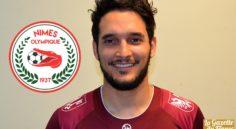 Mercato : Cadamuro signe à Nîmes en Ligue 2