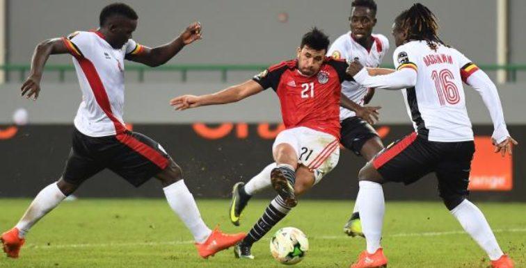 Elim. Mondial 2018: l'Egypte surprise par l'Ouganda (1-0)!