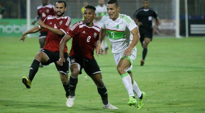 Éliminatoires CHAN 2018 : l'Algérie s'incline face à la Libye (1-2) !