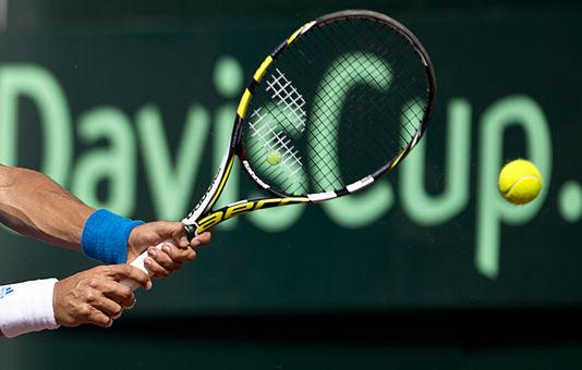 Tennis : l'Algérie propose d'accueillir la Coupe Davis et la Fed Cup en 2018