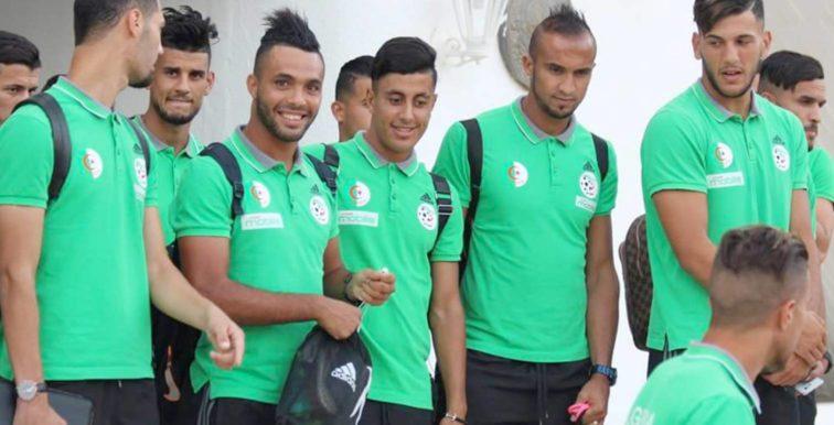 EN locaux : match amical le 23 décembre à Dubaï