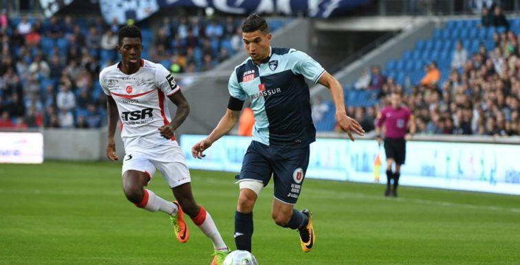 Ligue 2 : Le Havre s'incline, la montée s'éloigne