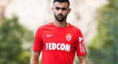 Monaco : Rachid Ghezzal incertain contre Caen