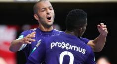 Jupiler League : Hanni débloque déjà son compteur but (1-0)