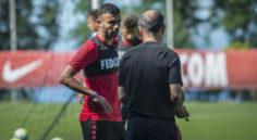 Monaco : Jardim écarte Ghezzal pour le choc face à Lyon