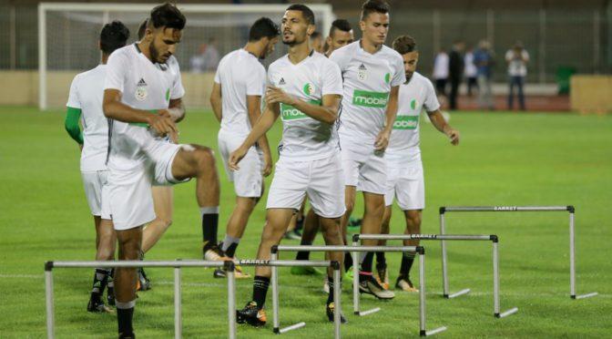 Sélection A' : le match face aux Émirats AU à Dubaï confirmé !