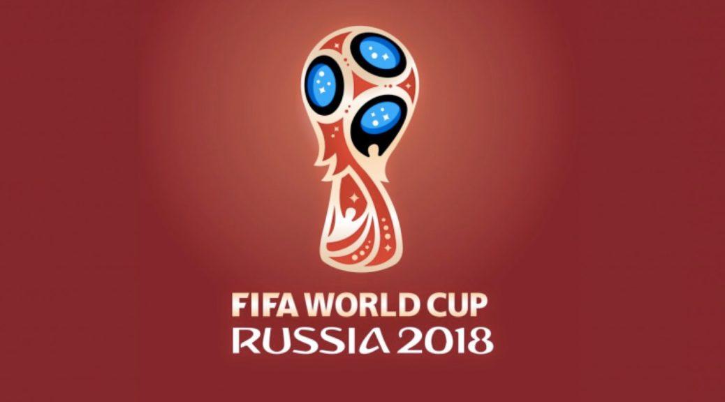 logo WC 2018 Russia