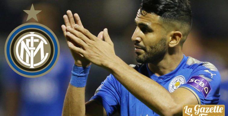 Mercato : l'Inter Milan songe à Mahrez