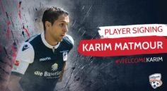 Mercato : Karim Matmour s'engage … en Australie !