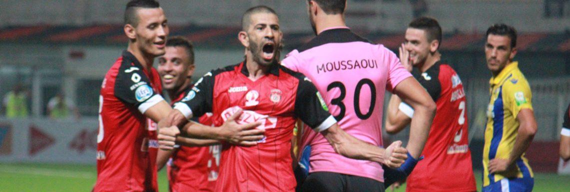 Discipline : Meftah suspendu 3 matches