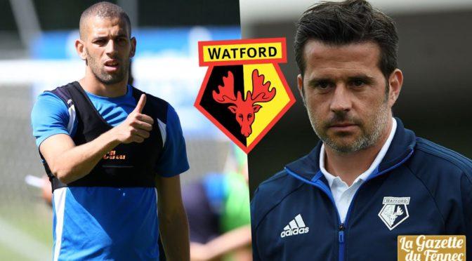 Watford : Marco Silva espère le recrutement de Slimani !