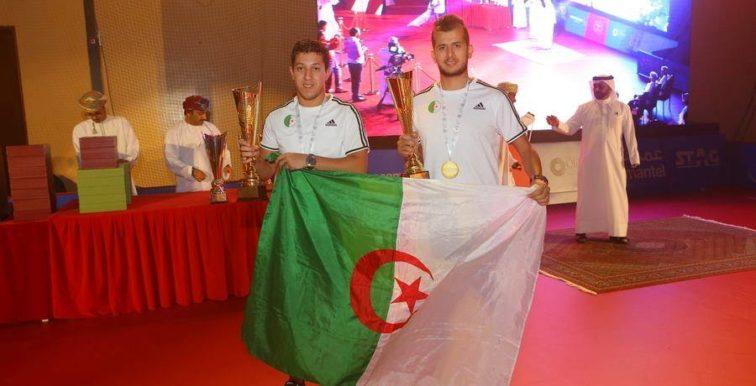 Tennis de table : L'Algérie termine 2ème à la Coupe arabe