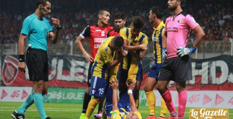 Paradou AC : Attal et Meziani en tribune officielle