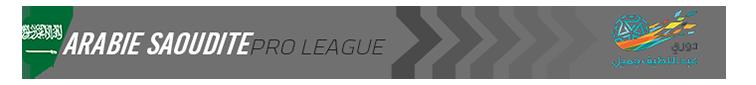 Arabie Saoudite banner league