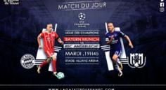 Programme TV du mardi : Hanni face au Bayern Munich
