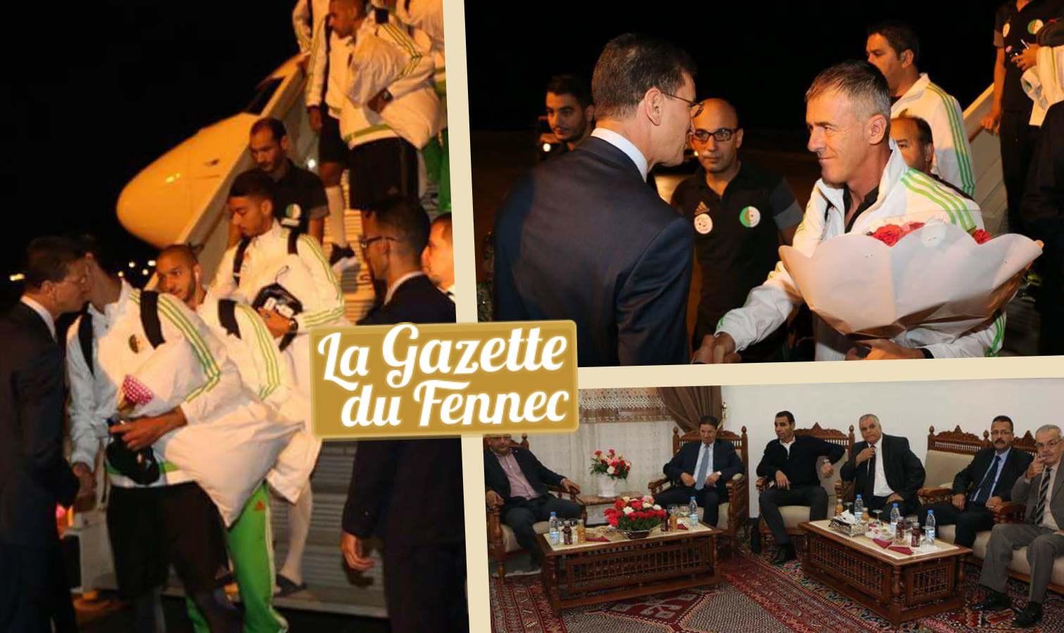 Mondial 2018 : L'Algérie abandonne ses derniers espoirs
