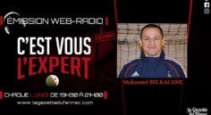 «C'est vous l'Expert» : Belkacemi, l'anti-Blaquart et la formation en Algérie