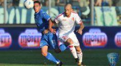 Serie B : Première titularisation de Bennacer avec Empoli