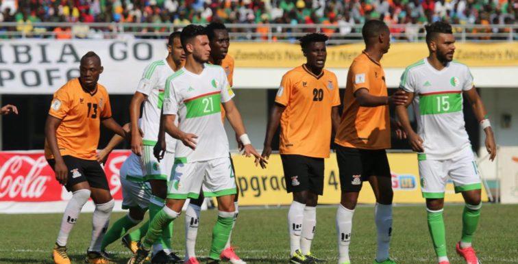 La FIFA regrette l'élimination de l'Algérie