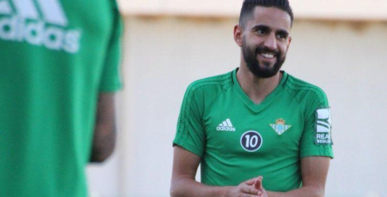 Bétis : Boudebouz reprend les entrainements
