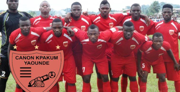Cameroun : Le Canon de Yaoundé en 2ème division !