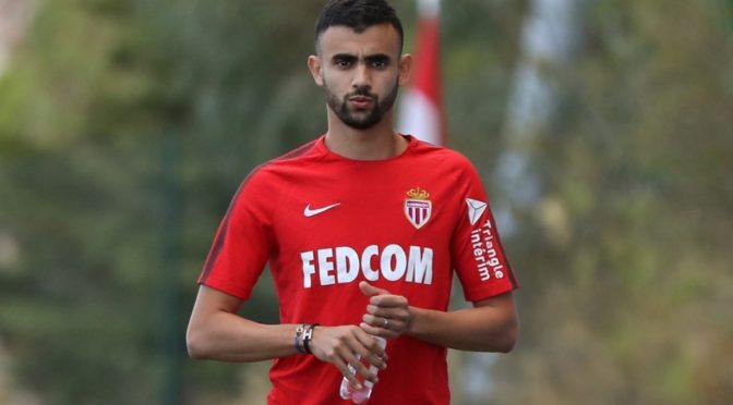 AS Monaco – Ghezzal : « C'est bon pour la confiance»