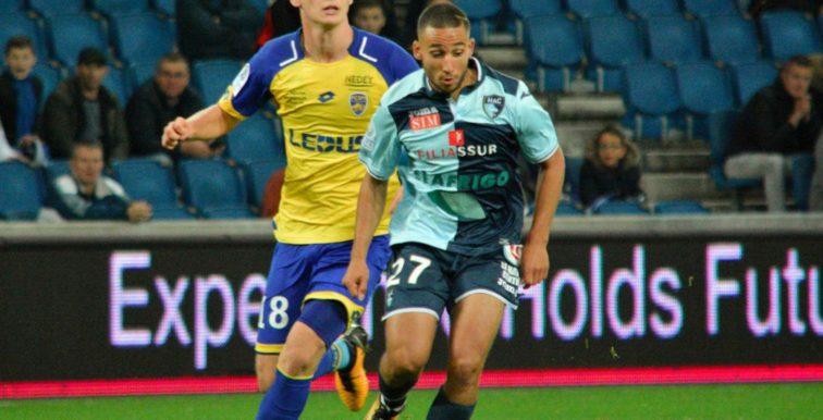 Mercato : la pépite havraise Rafik Guitane vers Rennes pour 9 M€ !