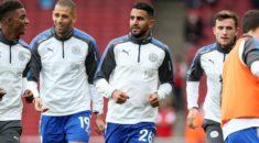 Programme Foot #12 : Mahrez et Slimani face à Manchester City
