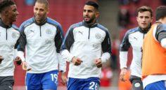 Programme du samedi : Mahrez et Slimani face à Chelsea