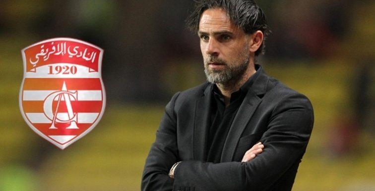 Club Africain : Marco Simone confirmé dans son poste d'entraineur