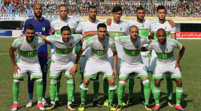 Classement FIFA : l'Algérie dégringole à la 62ème place !