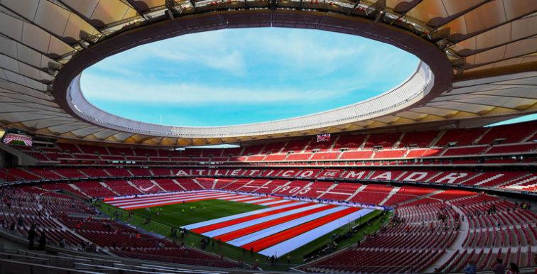 LDC : la finale 2018/2019 dans le nouveau stade de l'Atlético Madrid