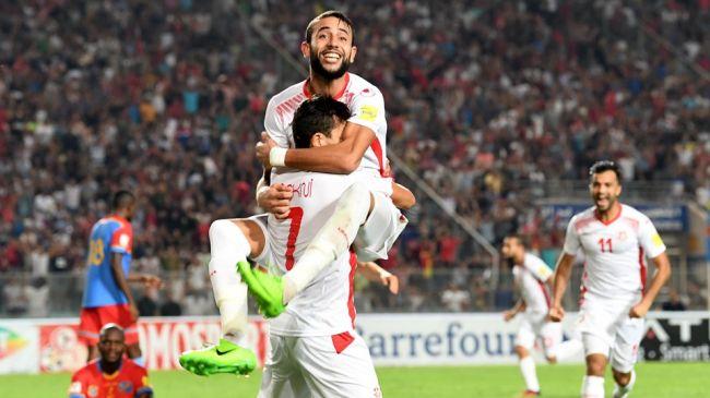 tunisie rd congo