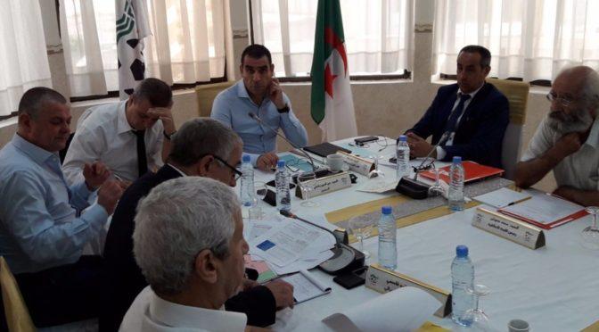 EN : Ould Zemirli à la tête d'un comité de suivi des Verts