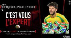 «C'est vous l'Expert» : Farès Hachi à l'antenne, la liste des 23 au menu !