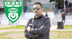 DTN : le coach Laoufi (ASMO) sollicité par Charef