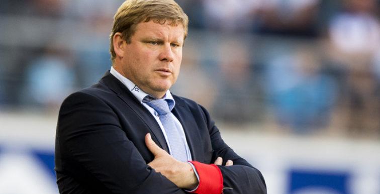Anderlecht : Vanhaezebrouck nouveau coach de Hanni